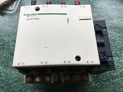schneider electric LC1F1154 contactor