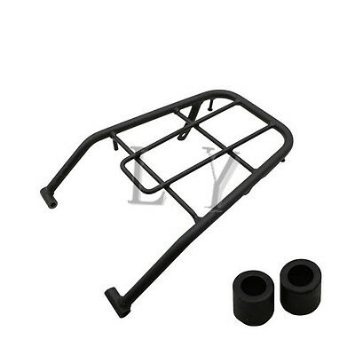 Black Rear Luggage Rack Cargo Shelf Tail Detachable For Honda CRF250L CRF 250L