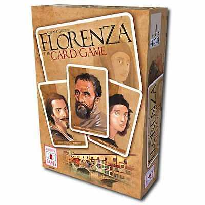 FLORENZA THE CARD GAME edizione ITA ENG DEU