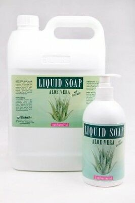 Best Buy - Liquid Hand Wash 36202 - Soap Free Anti Bacterial Cleaner Refill - 5L