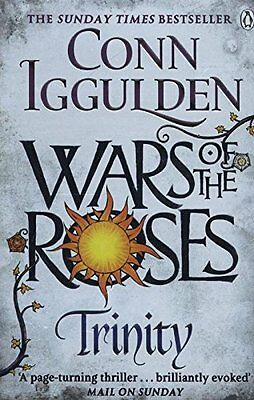 Wars of the Roses: Trinity by Conn Iggulden (Paperback, 2015)