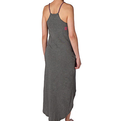 "Mystic Damen Dress ""Mission"" Grey Melee"