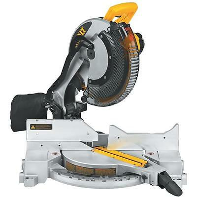 DeWalt 12 Inch 15 Amp Single Bevel Compound Miter Saw DW715