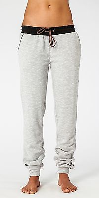 "Mystic Damen Streetpants ""Dawn"" misty grey melee"