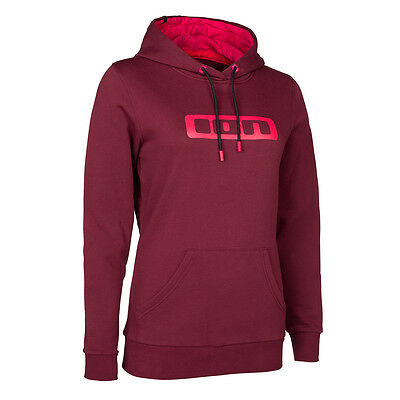 "ION Damen Sweater ""Logo WMS"" combat red"