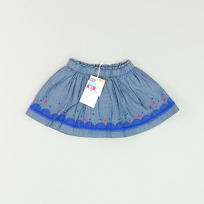 Falda vaquera color Denim oscuro marca DP…am 9 Meses