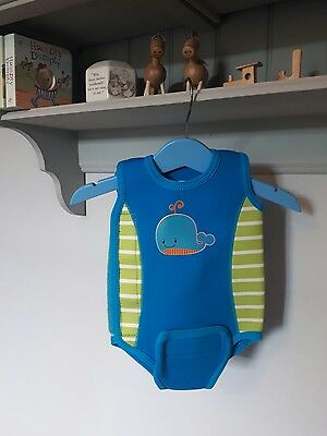 boys swimming suit/ wetsuit  3 - 6 months