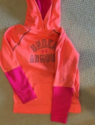Under Armour Hoodie Youth Large