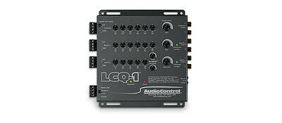 AudioControl LCQ-1 6-Channel Line Output Converter With Equalizer