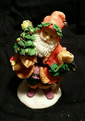 Yuleman From Denmark Bronson Collectibles 1995 Old World Santa