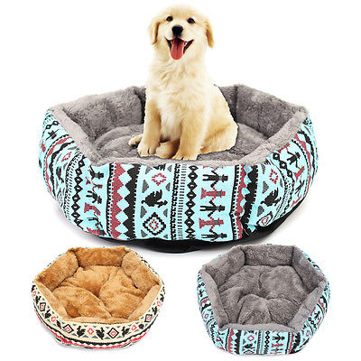 Large Puppy Pet Dog Cat Bed Cushion House Soft Warm Kennel Mat Blanket Mattress