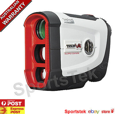 Bushnell Tour V4  Shift Golf Laser Rangefinder **new** 2017