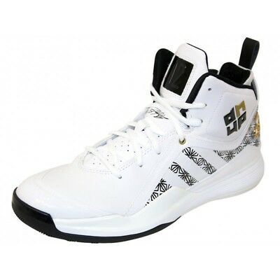 D HOWARD 5 BLC - Chaussures Basketball Homme Adidas