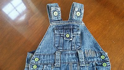 Cute Target Denim Boys Overalls - Size 00 Dungarees
