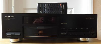 Pioneer Pd-S801 Stable Platter Cd Player With Remote.....ex Cond..