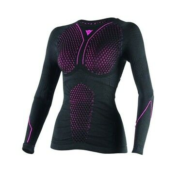 Dainese D Core Thermal Lady Shirt Long Sleeve Special 3D Structure Keeps warm