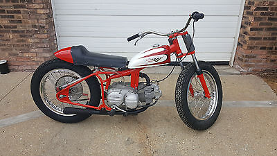 1966 Harley-Davidson Other  1966 Hraley Davidson CR 250 Original factory race..NO TITLE only 50 produced