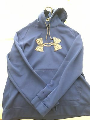 Under Armour Juniors Hoodie Size Large