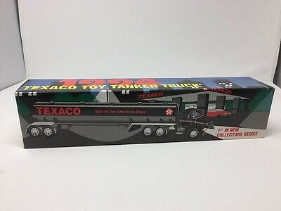 1994 Texaco Toy Tanker Truck 1St In A Collector Series