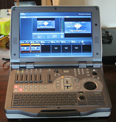 Sony Anycast Station AWS-G500 Live Content Producer, Video Switcher, Audio Mixer