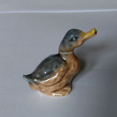 WADE 1970s Animal DUCK English Whimsies Set Two 1972