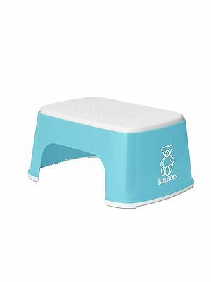 Pre-owned BABYBJORN Step Stool - Turquoise #G