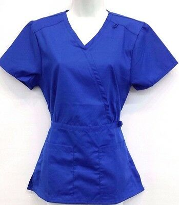 Stylish Scrub Top - D1053