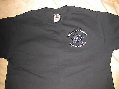 Vintage 2000 MNGP OUTAGE OF THE CENTURY MEN'S  MED BLACK T-SHIRT NEW