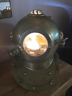 Anchor Engineering Deep Sea Divers Helmet Life Size Full size