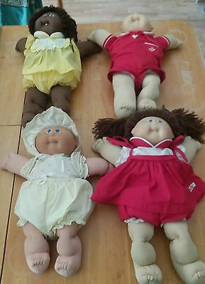 1978 1982 Lot Cabbage Patch