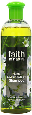 Faith in Nature Chanvre Shampooing
