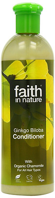 Faith in Nature Ginkgo Après-Shampooing