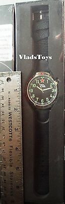 Eaglemoss Miltary Watch Series Russian Military Watch - 1980s sealed  USA Dealer