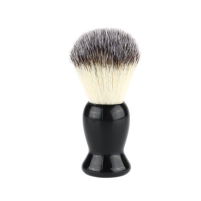 Anself Brosse à raser Blaireau superbe barbe nettoyage rasage brosse homme