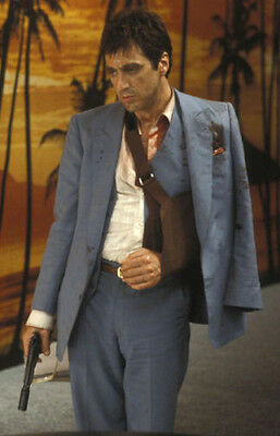 Al Pacino UNSIGNED photo - F297 - Scarface