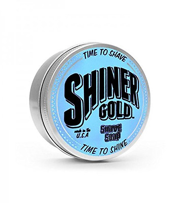 Or Shiner Pomade Rasage Soap 85 g