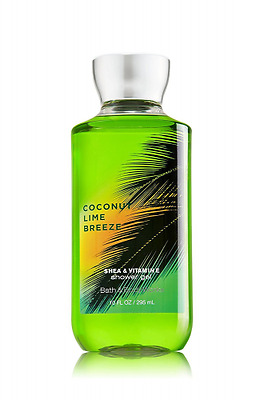 Bath and Body Works - Gel douche Coconut Lime Breeze Bath and Body Works