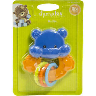 NEW Dymples Rattle Teether