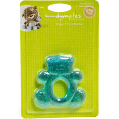 NEW Dymples Water Filled Baby Teether