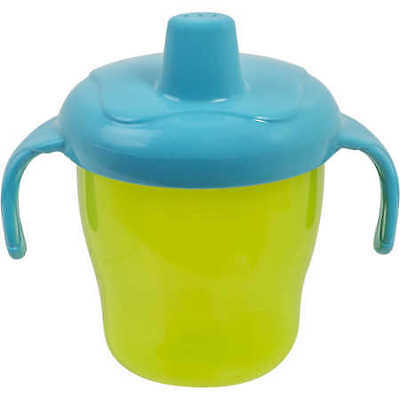 NEW Dymples No-Spill Hard spout Cup with Handles
