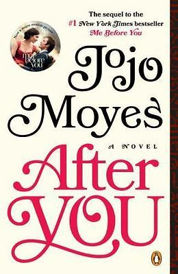 After You: A Novel by Jojo Moyes, Paperback, Good Book, VG+