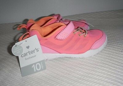 Carter's Toddler Girls Super Light Weight  Athletic  Shoes  Size  10