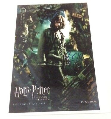 Gary Oldham Authentic Hand Signed 8x10 Harry Potter with COA