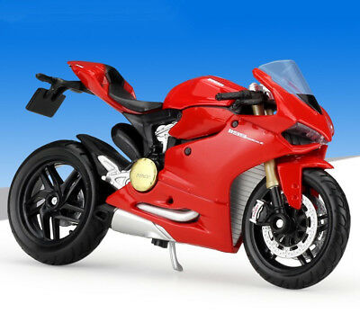 1:18 Maisto Ducati 1199 Panigale Motorcycle Bike Model New in box