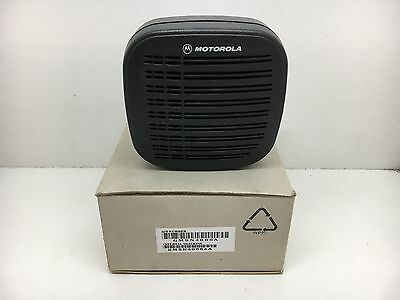 Globe Roamer Motorola GMSN4066 13W External Speaker Suits MTM Tetra Mobile Radio