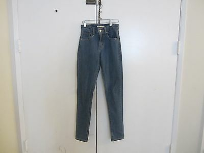 721  High Rise Skinny Jeans - Levi Strauss & Co Size 24 Nr