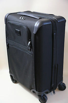 Tumi Alpha 2 Continental Zip Expandable Carry-On Style #: 22061  MSRP $675