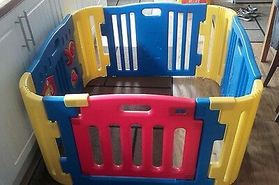 childs play pen large plastic