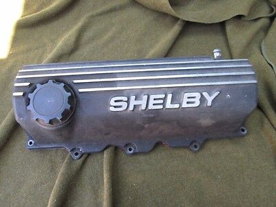 Shelby Valve Cover .  Cover  Number 4105473409104