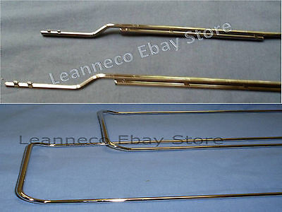 2 New Bulky Extension Rail for Brother/KintKing 9mm Knitting Machine KH260/270